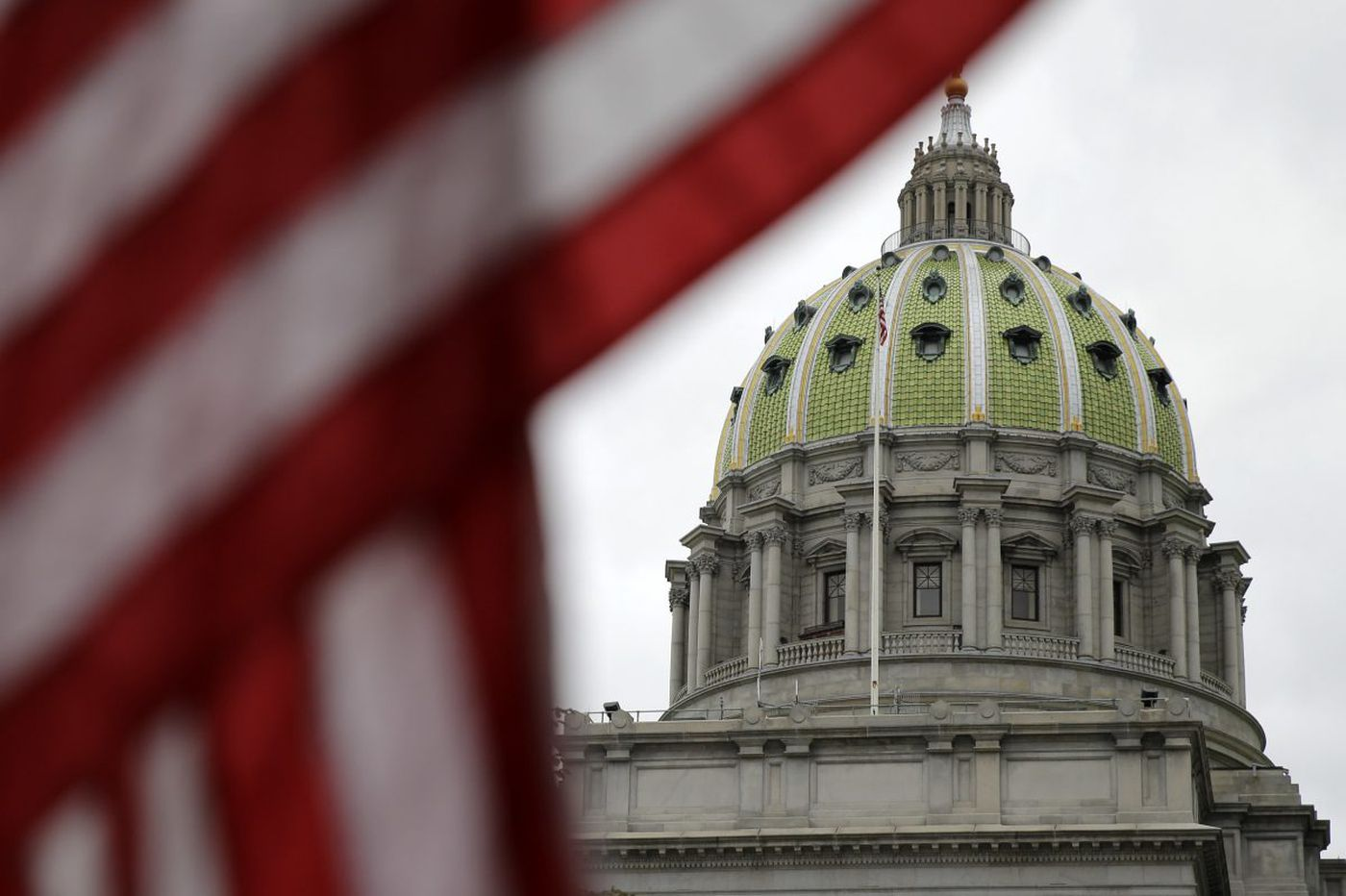 Pa. lawmakers approve spending plan on time - but still no plan to pay for it