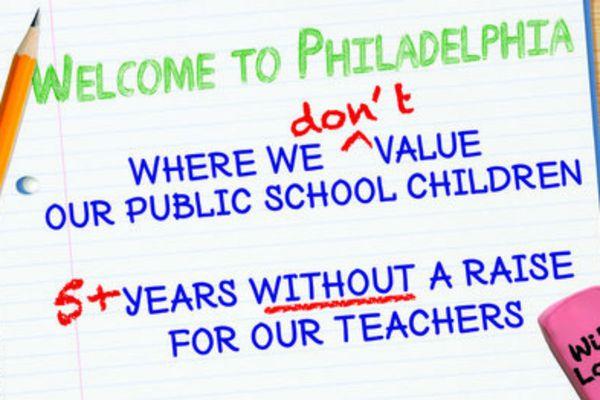 Teacher plans to shame mayor, SRC, superintendent with I-95 billboard