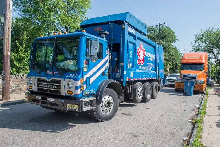 A consumer group received roughly 150 complaints since 2018 about Republic Services a trash and recycling company.