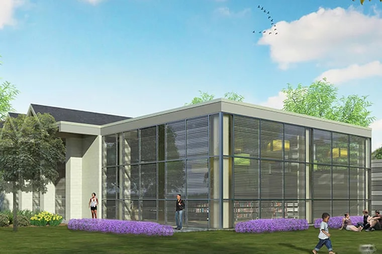 The Lovett exterior architectural renderings. (courtesy image)