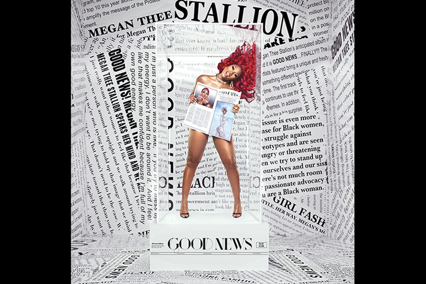 Megan Thee Stallion's new album is a breakthrough, with more of the excellence that attracted all those Grammy nominations | Review