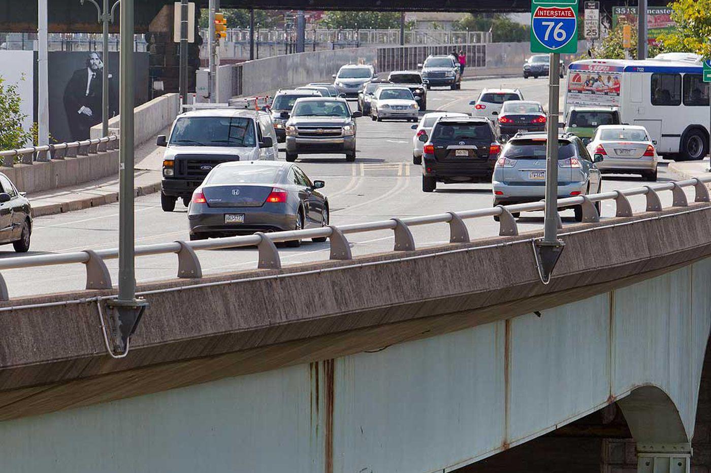 Pa. putting weight limits on 1,000 bridges