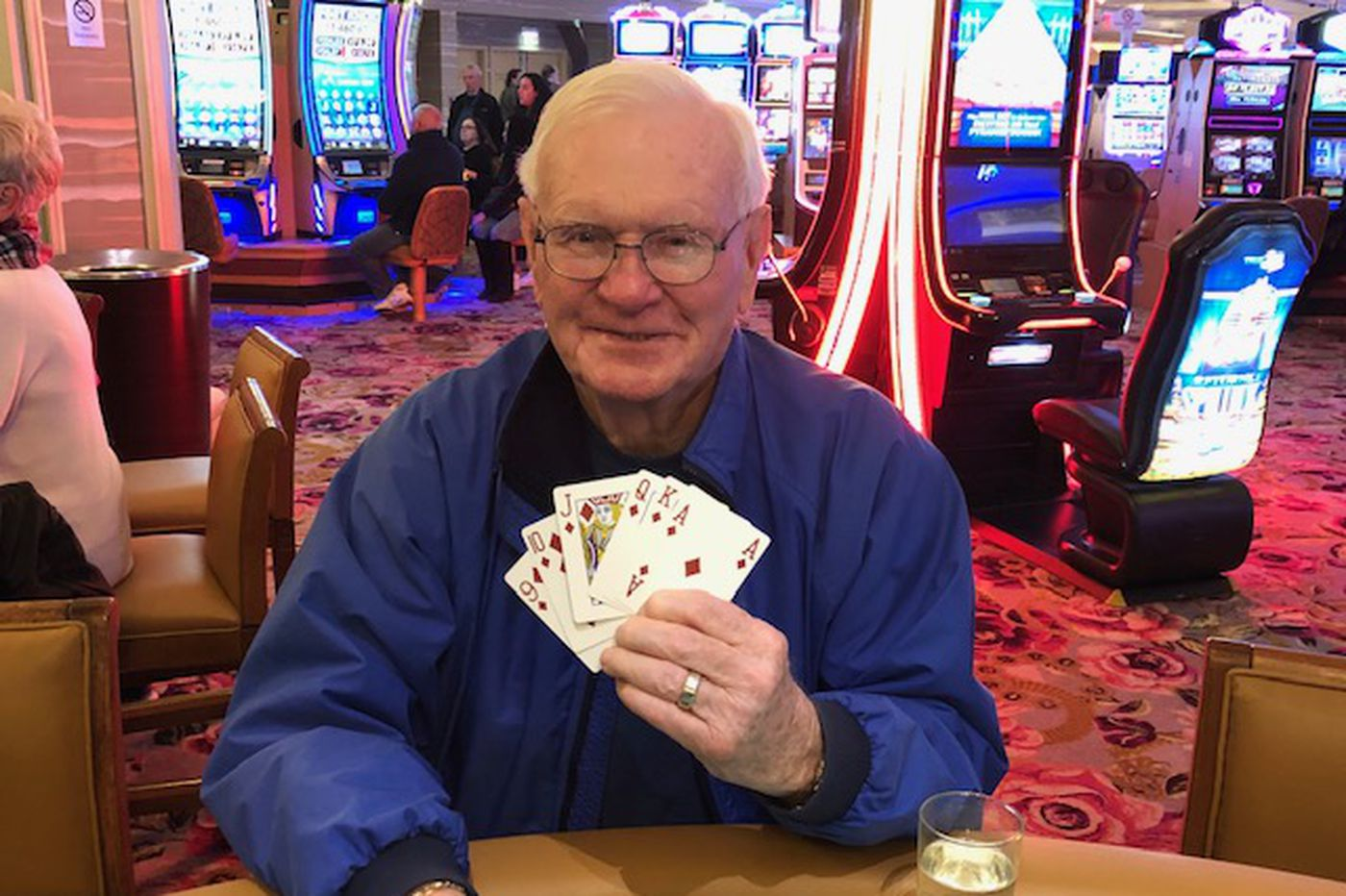 Holiday luck: South Jersey man wins $1 million on $5 bet at Borgata