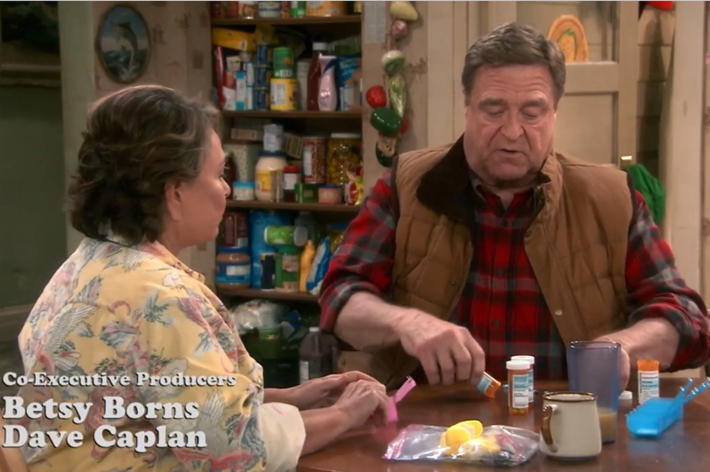 TV's 'Roseanne' can't afford her prescription medication, either