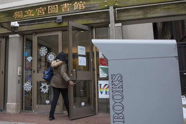 Free Library borrowers face long waits for books, materials — the side-effect of a shrunken materials budget