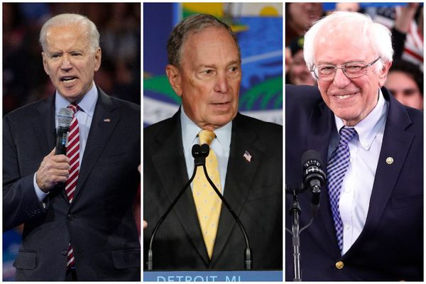 Pa. Democrats are waiting for answers as Sanders surges, Biden struggles, and Bloomberg looms