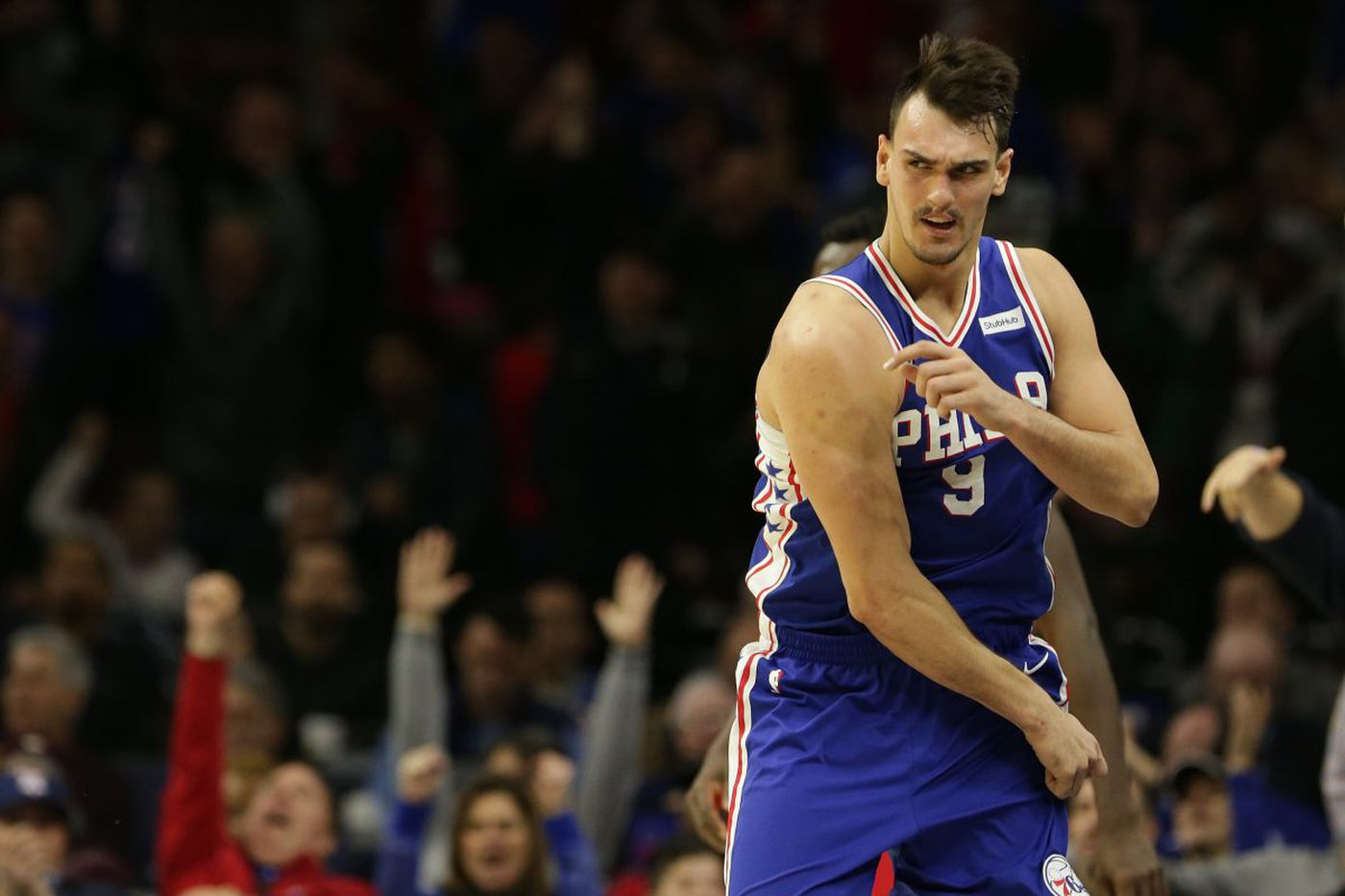 Easier schedule sets up Sixers for successful second half