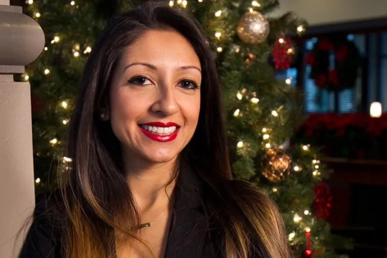 Pax Tandon, a holistic wellness coach, helps stressed-out souls rediscover the joy of the holiday season.