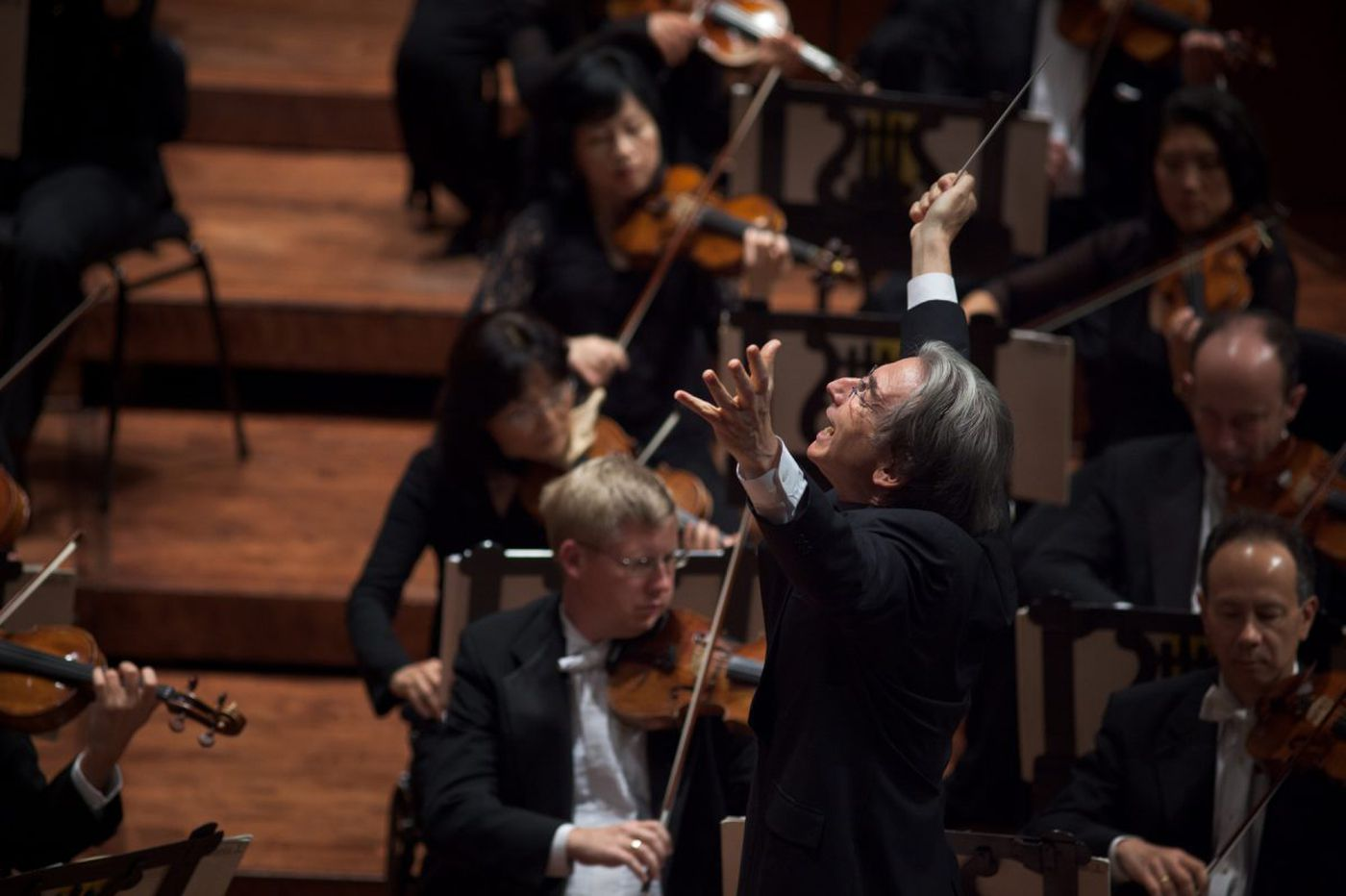 In 'greatest nation,' Michael Tilson Thomas and Carl Sandburg join across the decades