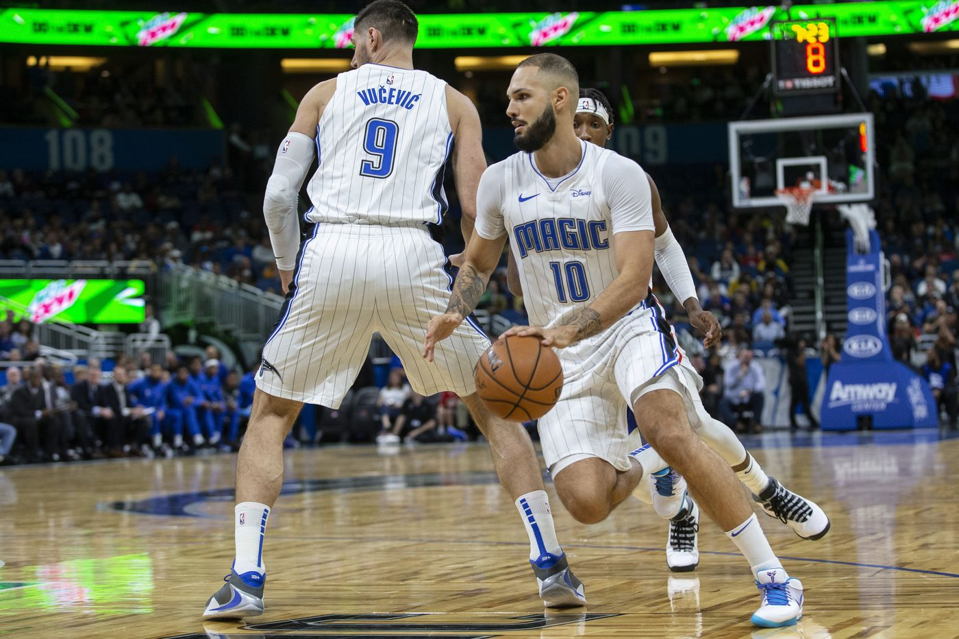 Sixers-Magic best and worst: Another lackluster effort against a struggling team