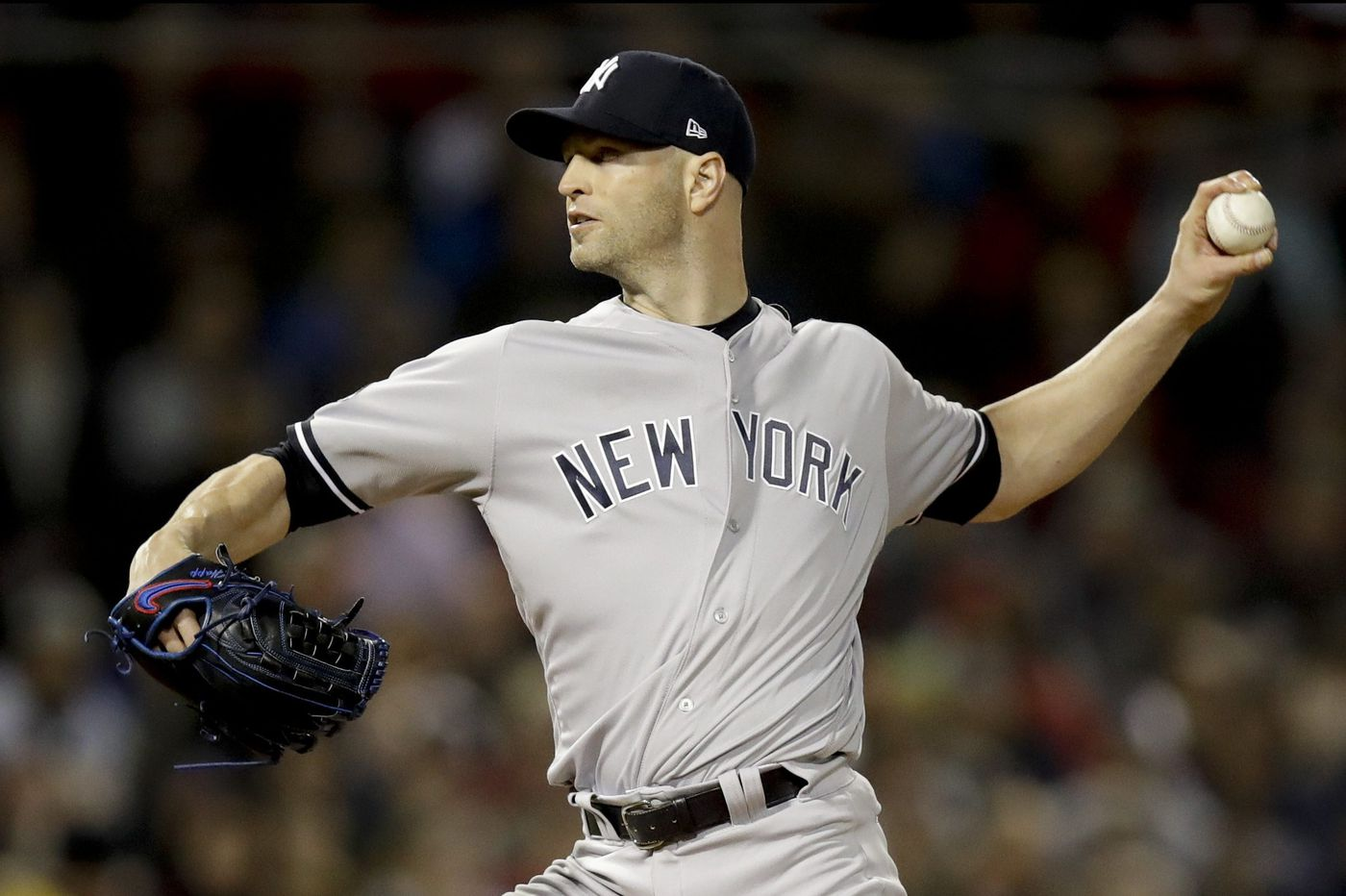 The Phillies need to add a starting pitcher. Here are four options.