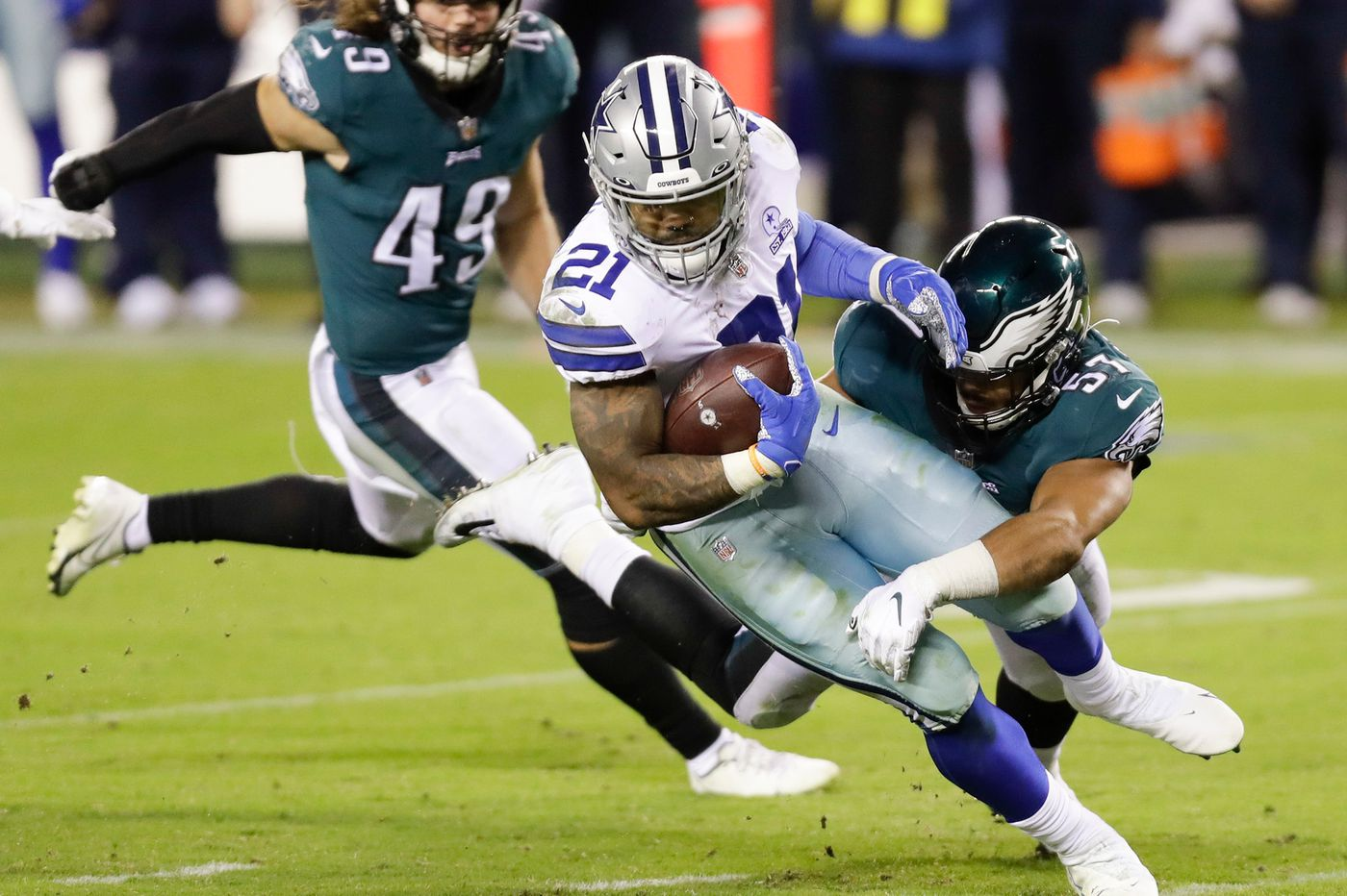 5 reasons why the Eagles beat the Cowboys
