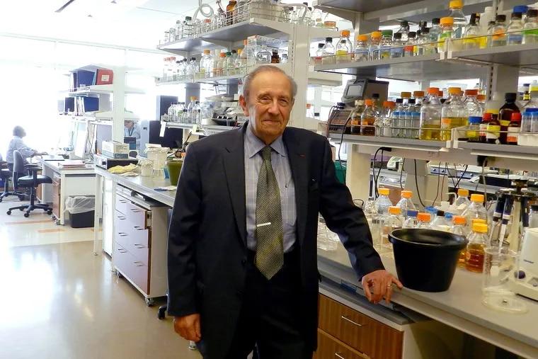 Vaccine pioneer Stanley A. Plotkin is an emeritus professor of virology at Wistar Institute.