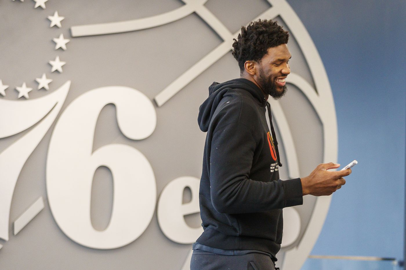 Sixers' Joel Embiid is trademarking 'The Process' and wants to start his own line of Shirley Temples