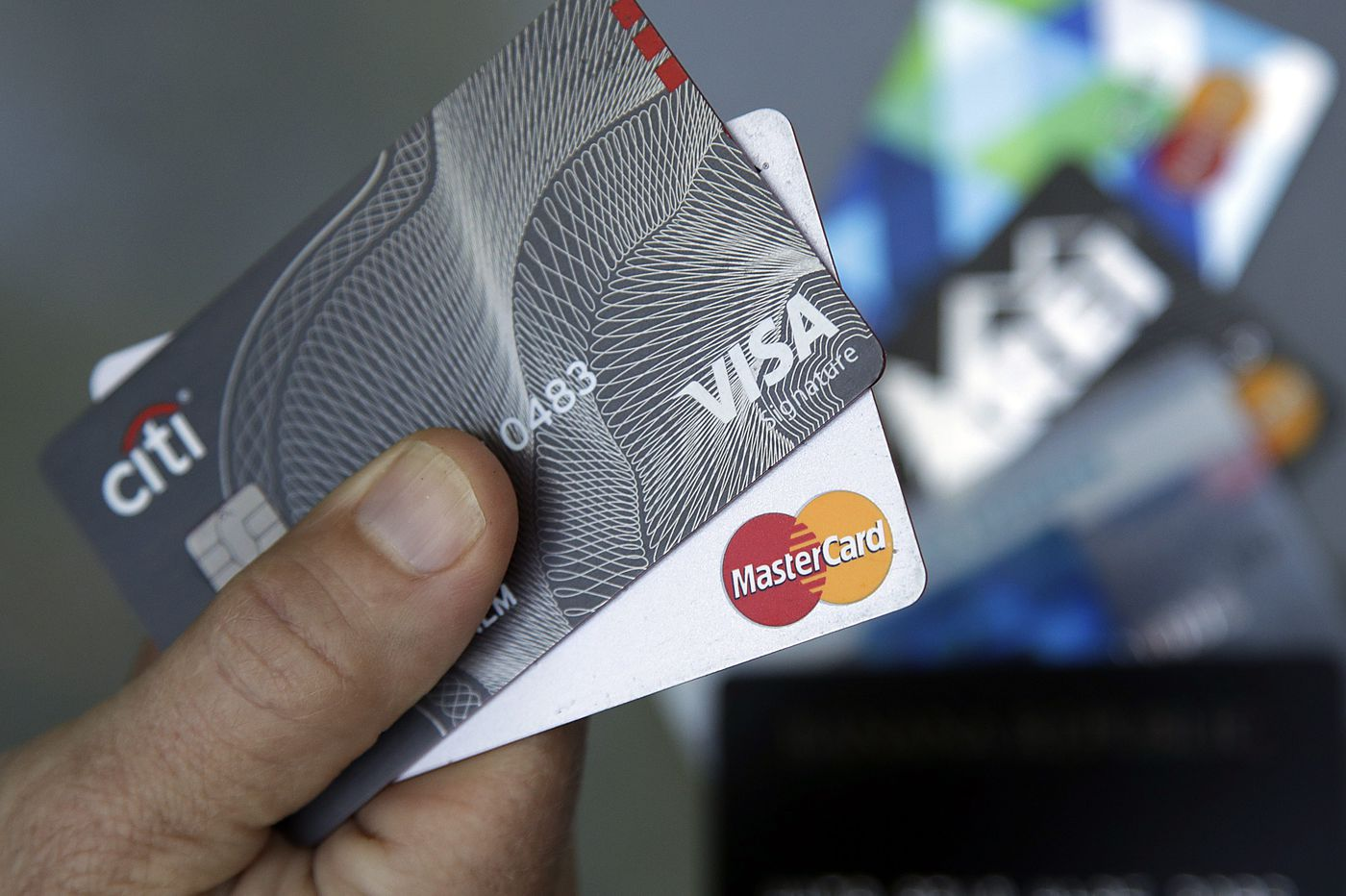 Visa, Mastercard reach $6.2 billion settlement on swipe fees