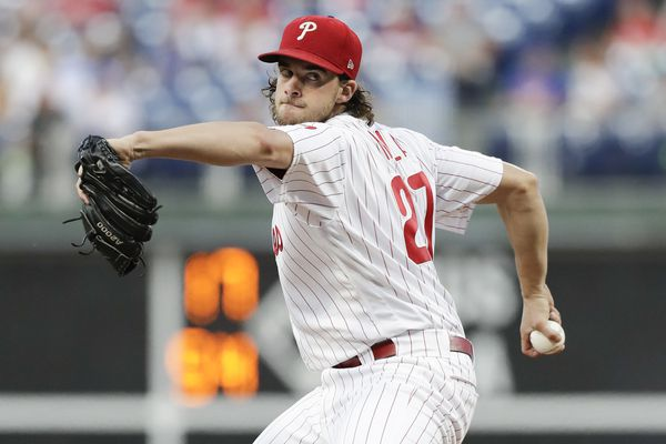 Matt Klentak on Phillies' starting pitchers: Aaron Nola, Zack Wheeler 'as good as any twosome you'll find'