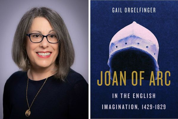 'Joan of Arc in the English Imagination': Girl, warrior, witch, myth, and more