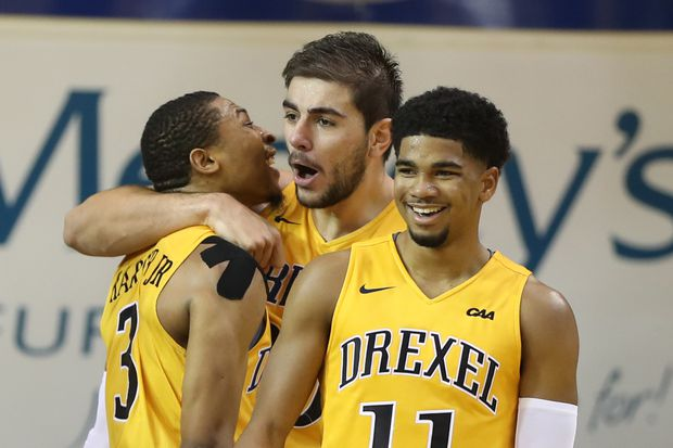 Alihan Demir scores career-high 26 points, Drexel rallies to beat Quinnipiac