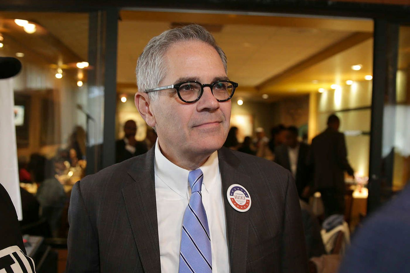 Philly DA Larry Krasner: We took on mass incarceration. Now we're addressing mass supervision.