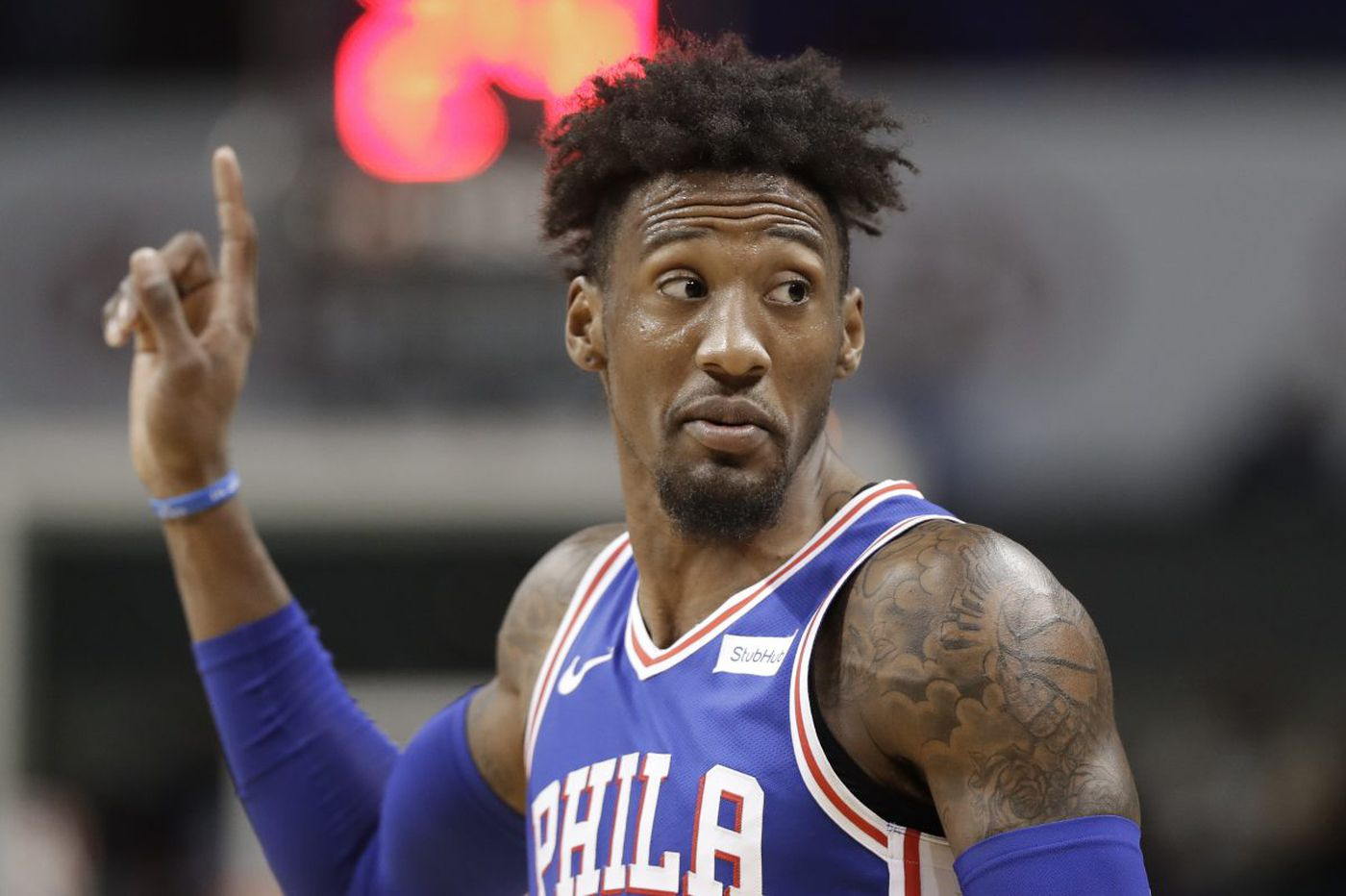 Sixers-Hornets: Robert Covington explodes, Ersan Ilyasova takes another charge and other quick observations from a 128-114 win