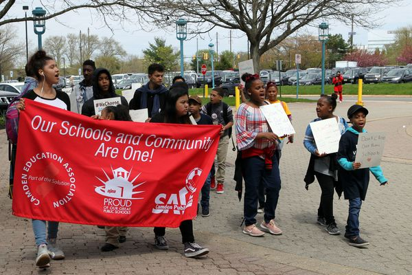 Camden school district has sent layoff notices to 40 employees, fewer than expected
