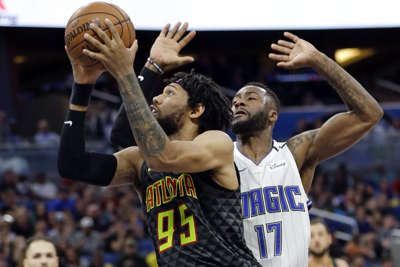 Ex-St. Joe's player DeAndre' Bembry, now with Atlanta Hawks, arrested for speeding