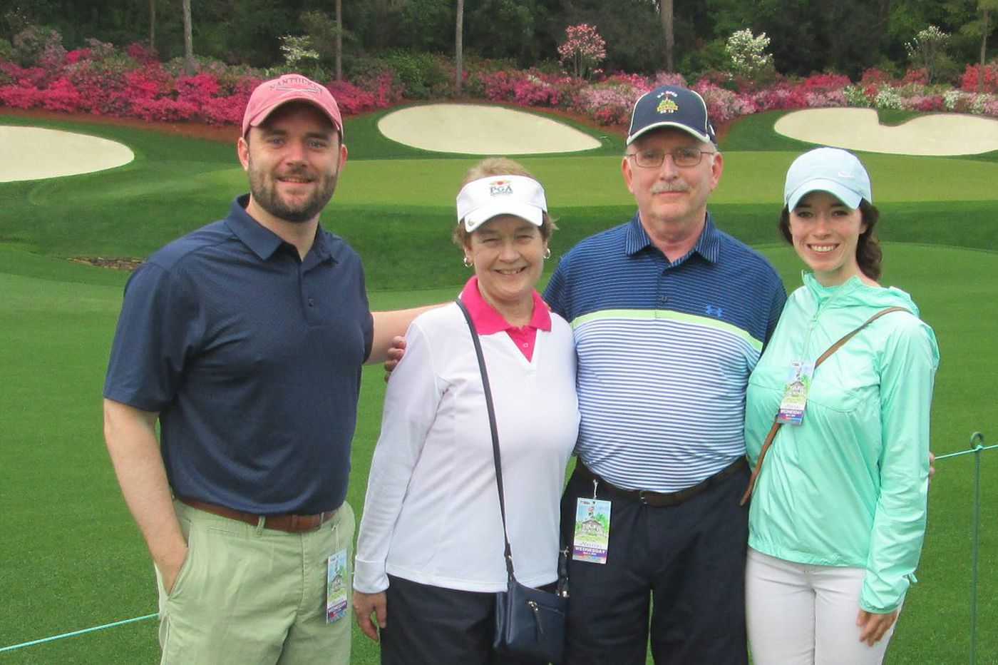 Personal Journey: The Green of Augusta