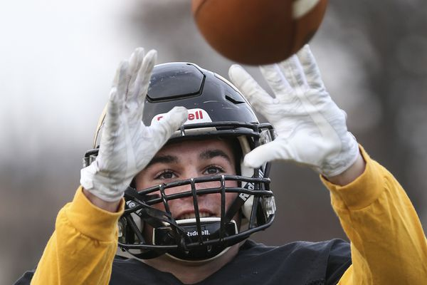 Ryan DiVergilis does a little of everything for Archbishop Wood