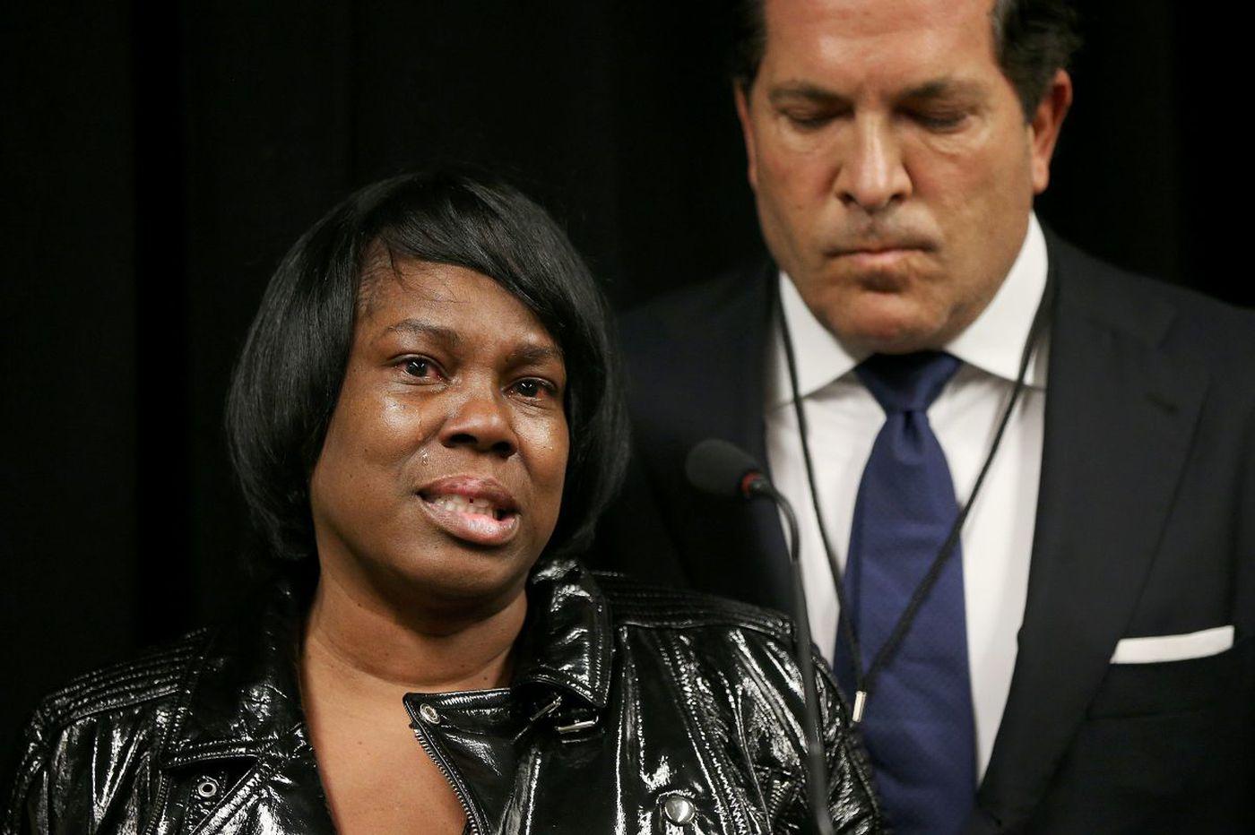Meek Mill's mother begs DA Krasner to resolve her son's case