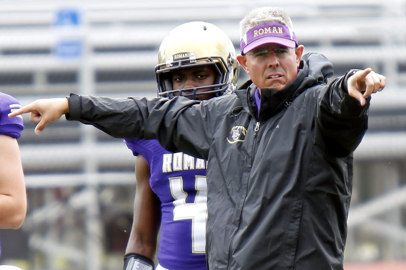 Jim Murphy steps down as Roman Catholic football coach