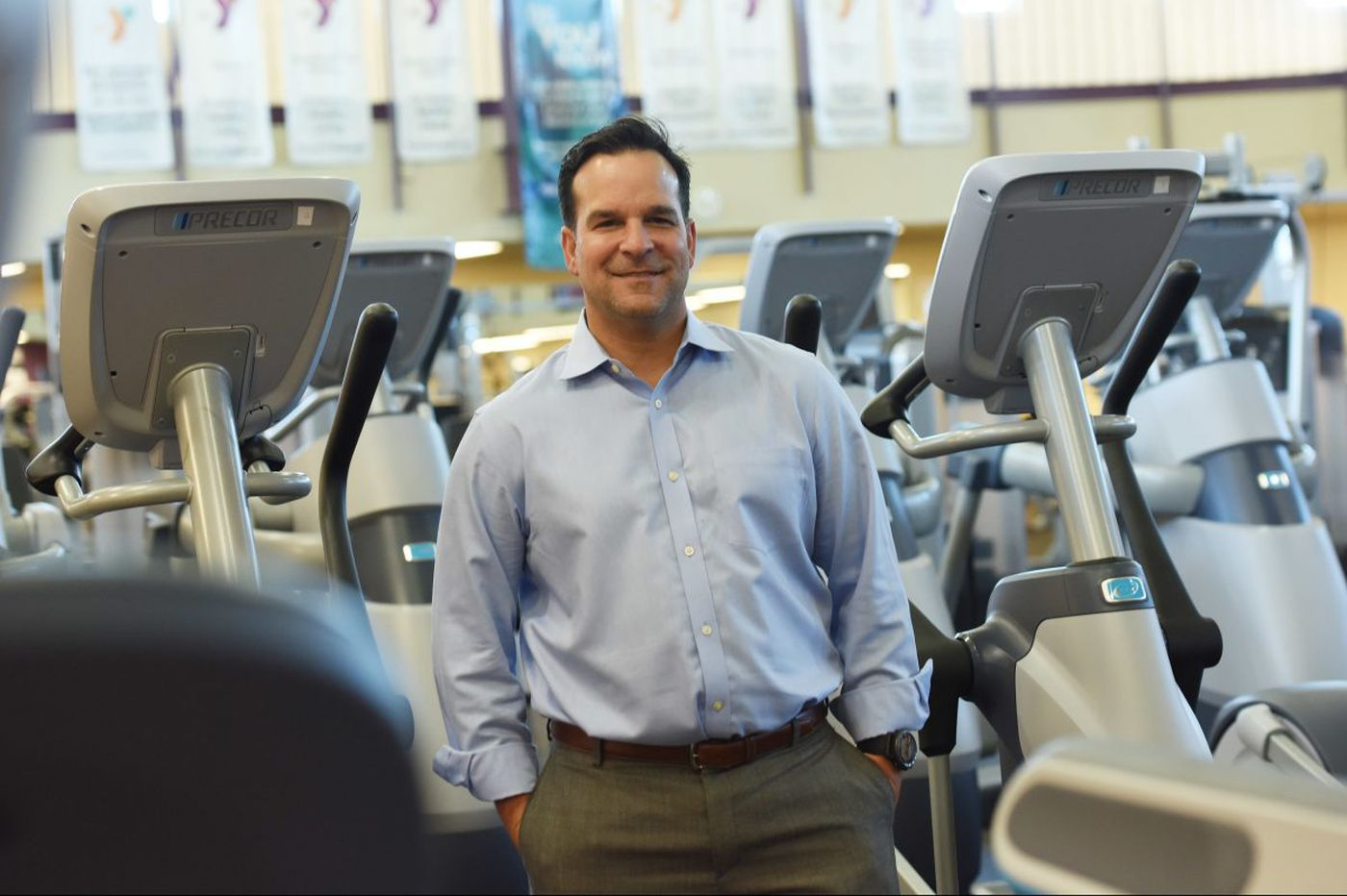 Pottstown took on the YMCA - and won. They're saving themselves along the way. | Maria Panaritis
