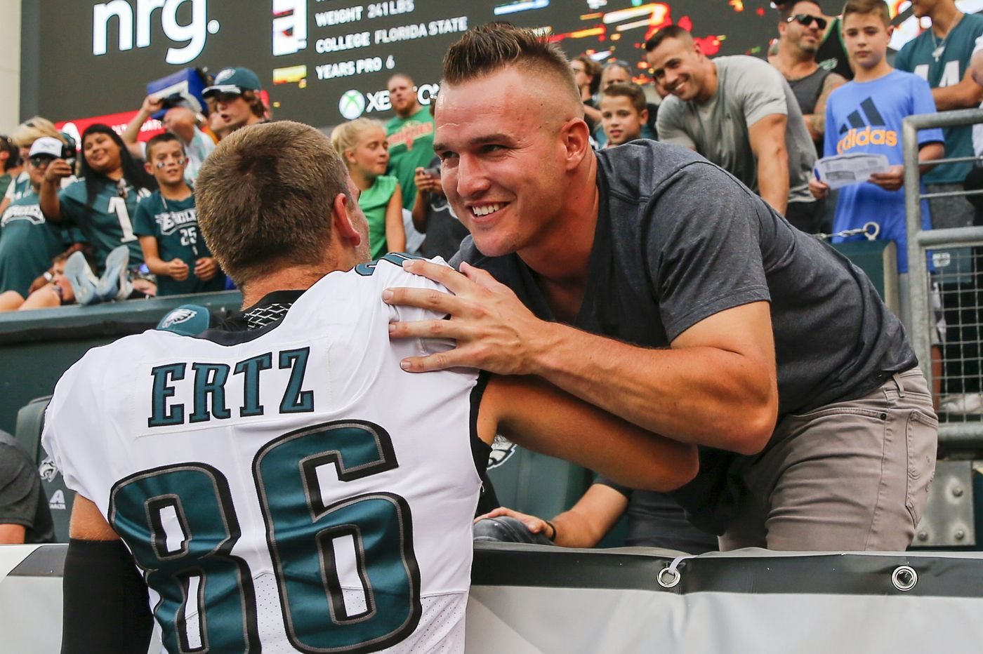 Phillies should always have an eye on Mike Trout | Extra Innings