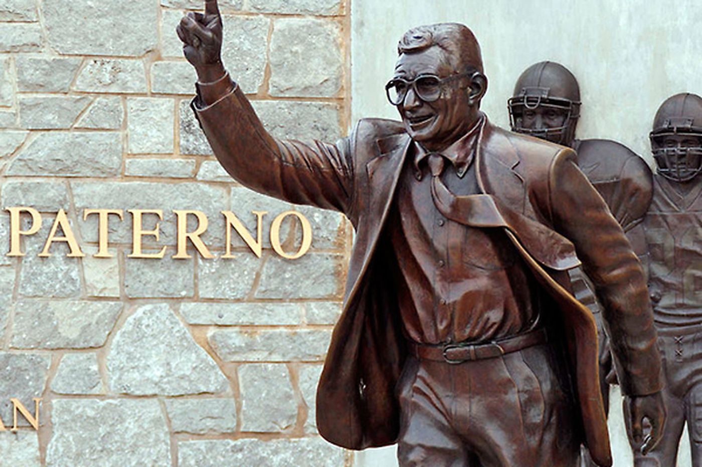 Penn State says it has settled all claims with the family of Joe Paterno
