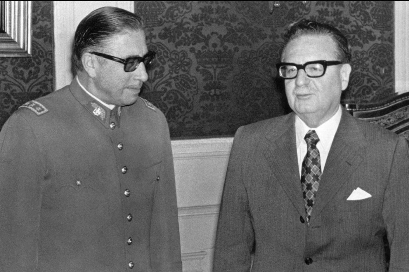 In 1970, the U.S. meddled in Chile's election, with tragic results