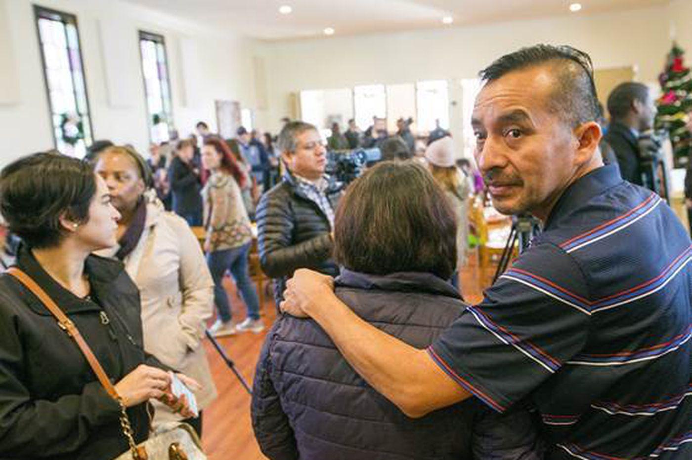 Immigrant deported after seeking refuge in N Carolina church