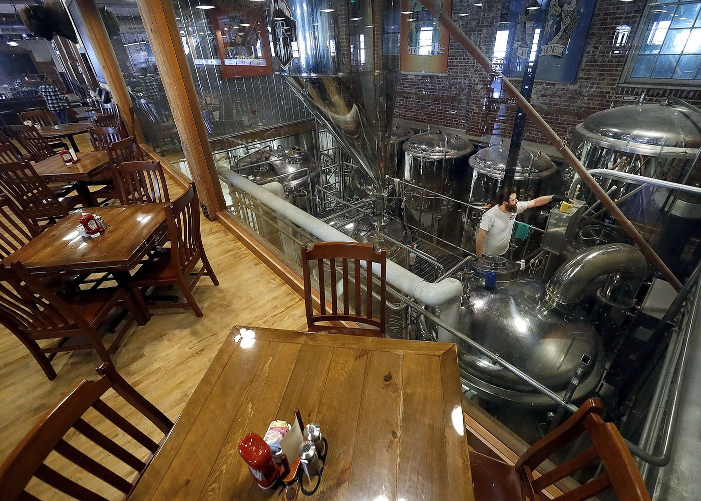 6c56f6633f How craft beer preserves history and draws tourists to small-town ...