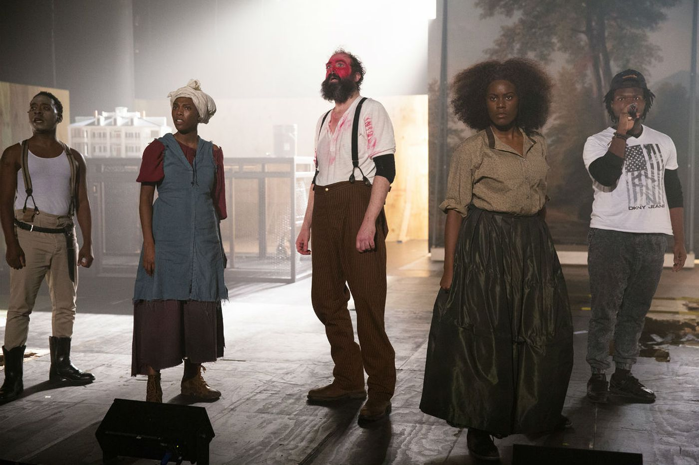 'An Octoroon' at the Wilma: A knockout, a radical rethinking, a great time