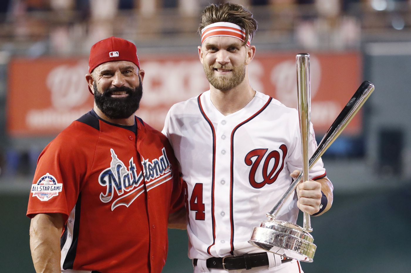 Bryce Harper's lessons on Father's Day; Tips for New Yorkers in Philly | Morning Newsletter