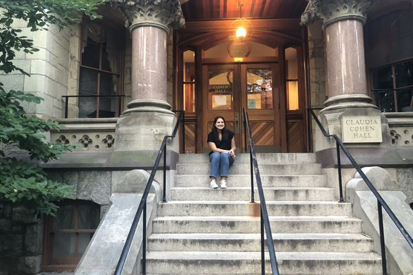 Where are the women? Like many campuses, Penn's buildings mostly honor men   Opinion