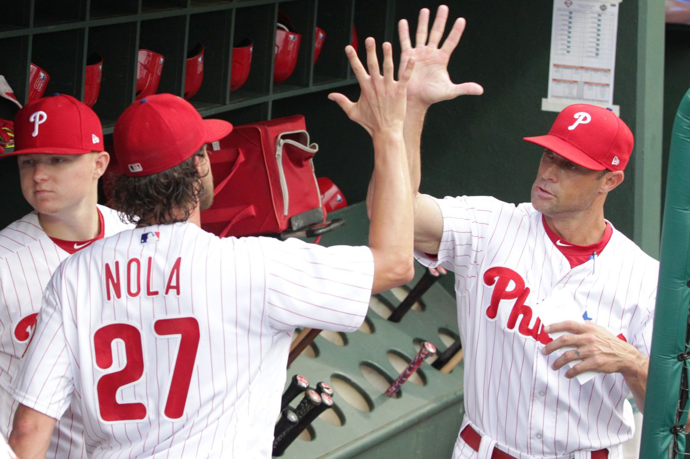 Sorting out the Phillies' place in the National League's parity party   Extra Innings