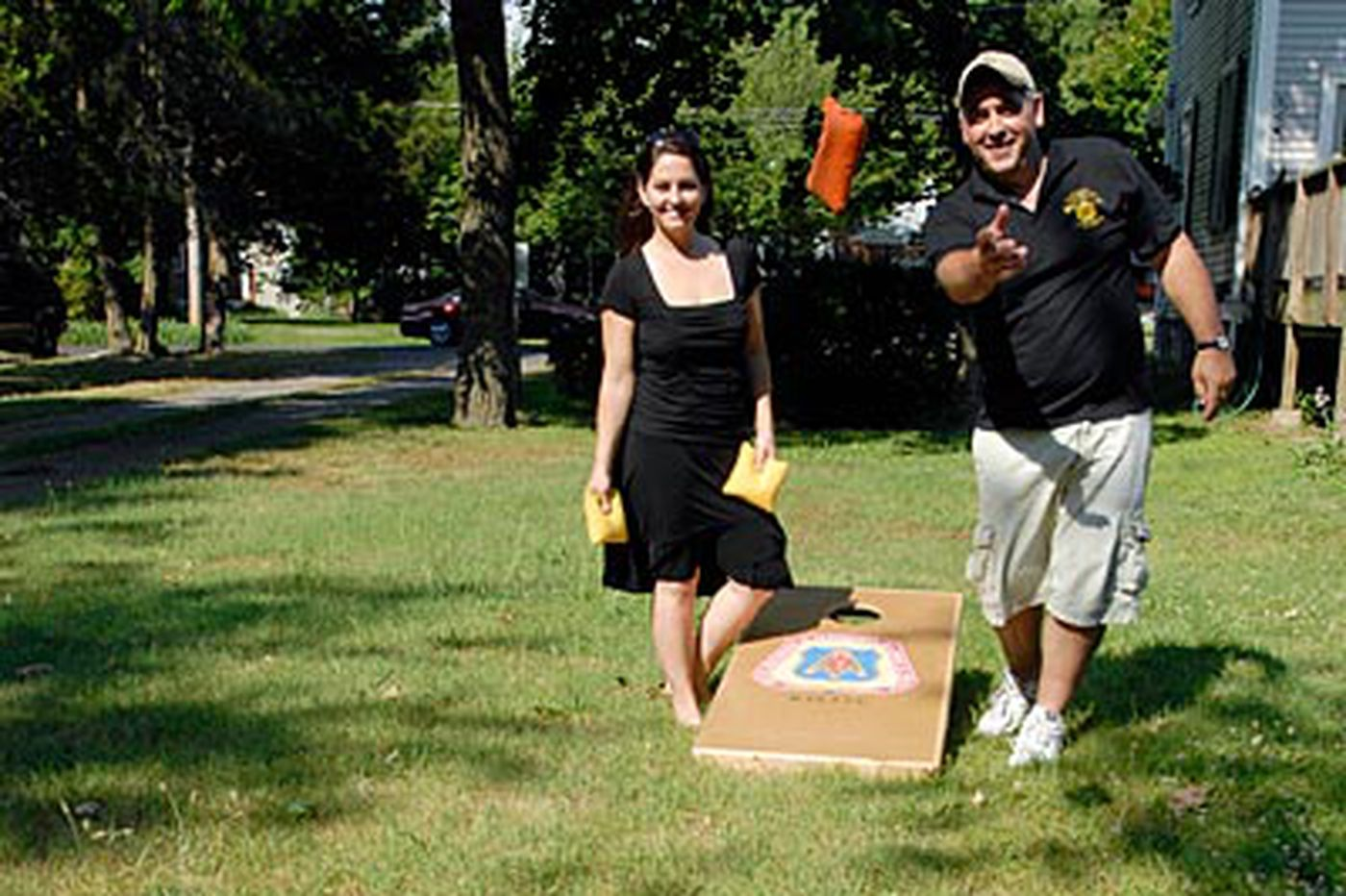 Kevin Riordan: Cornhole tournament to benefit wounded veterans