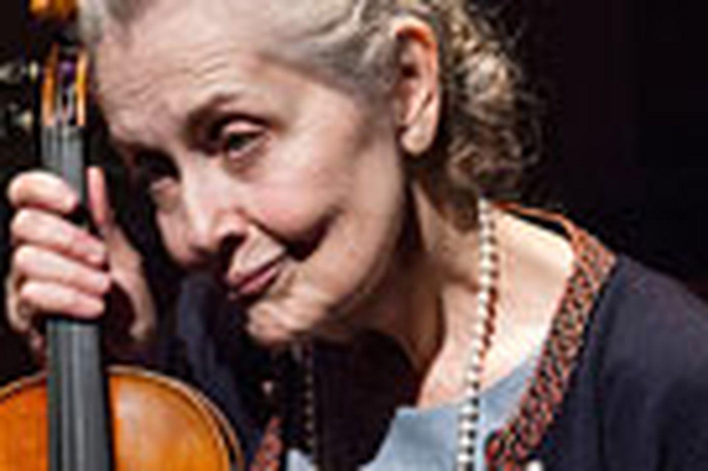 'The Morini Strad,' a violinist's story