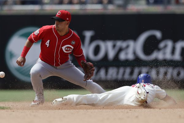 Passive or aggressive? Loss to Reds shows Phillies need consistency on the bases. | Marcus Hayes