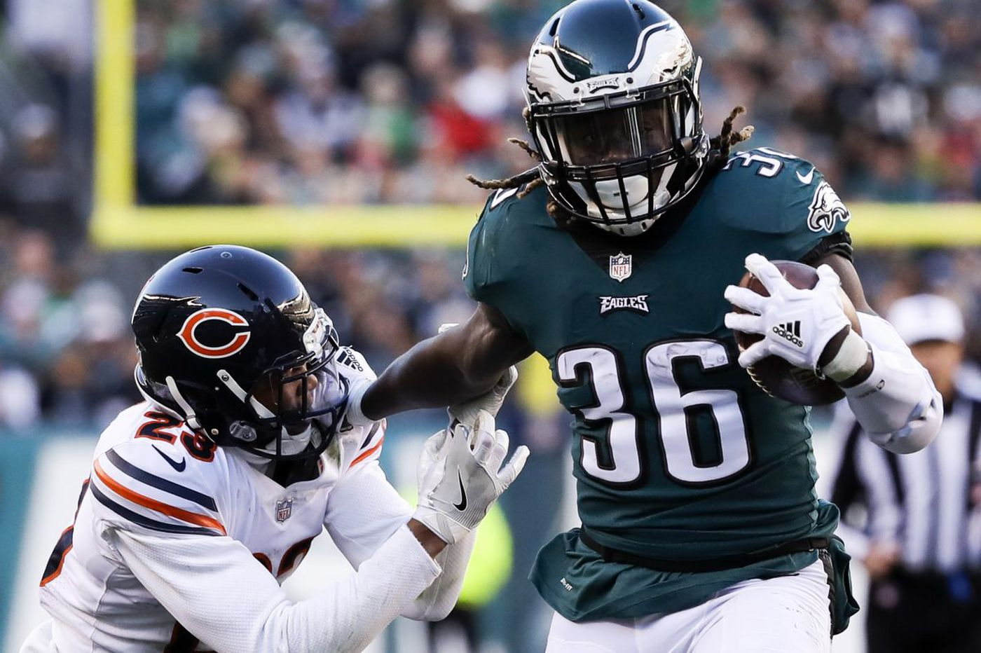 Will the Eagles finally play the Jay Ajayi card?