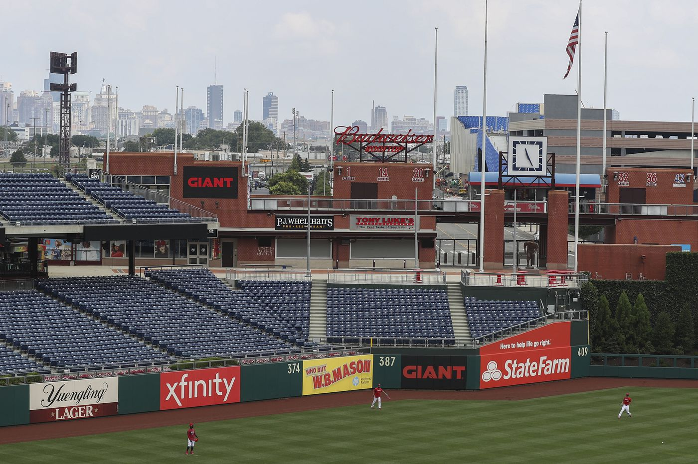 MLB aiming for full 2021 season with release of schedule; Phillies open at home April 1