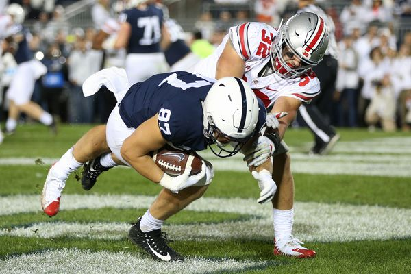 Penn State tight end Pat Freiermuth confirms draft eligibility ahead of matchup with Ohio State