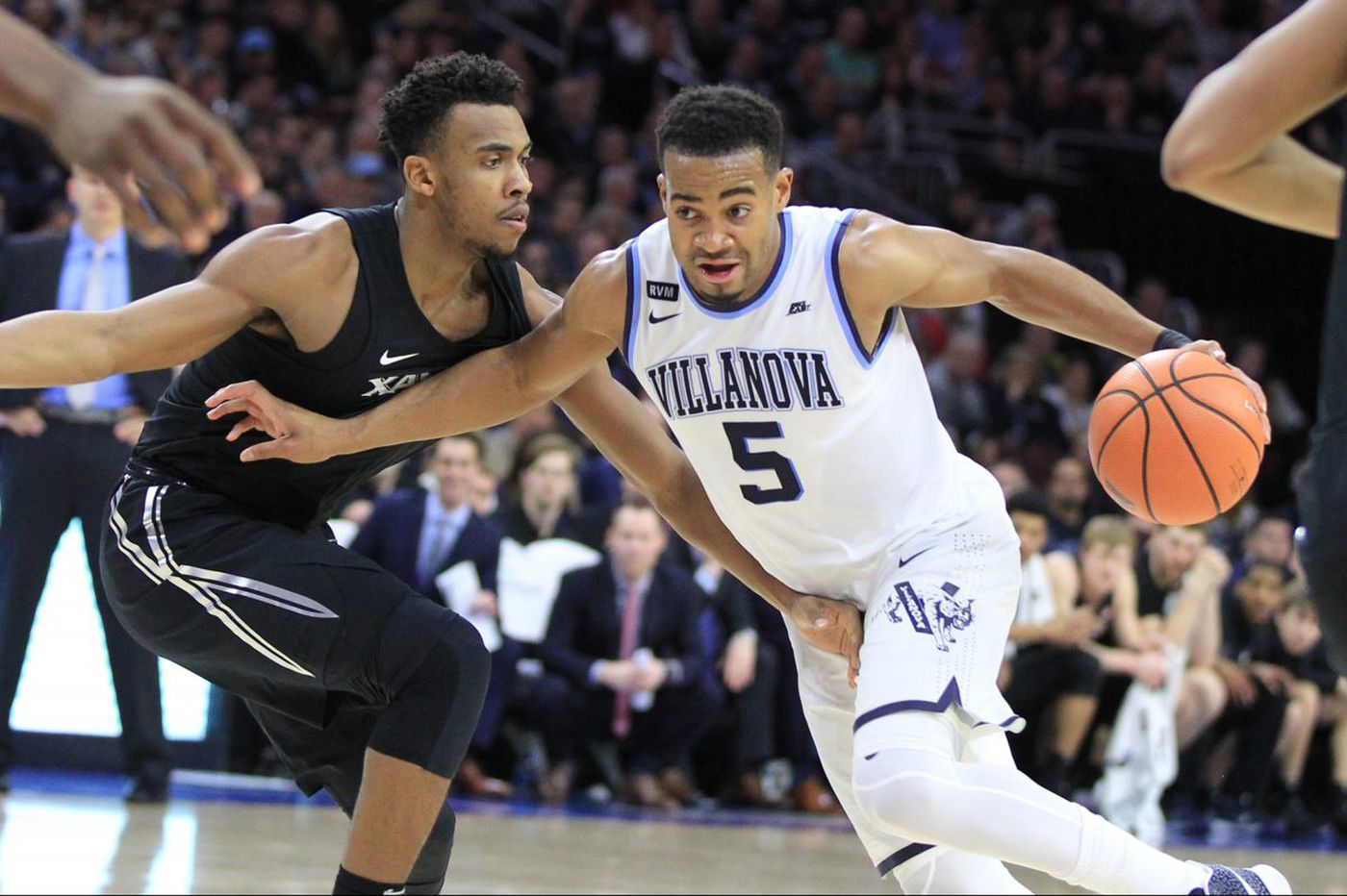 Phil Booth back in lineup for No. 3 Villanova on Wednesday