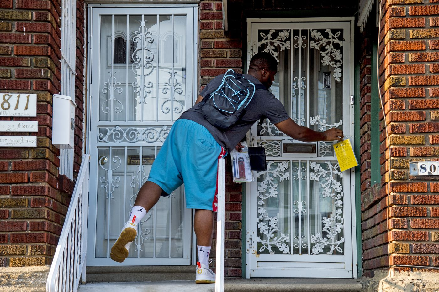 Should property tax canvassers also register Philadelphians to vote? | Editorial