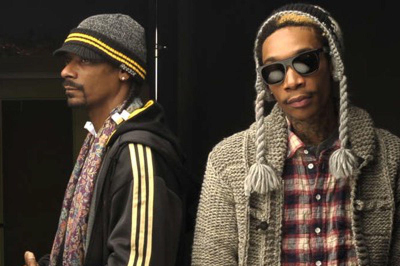 Snoop, Khalifa blaze the homage trail with stoner album, flick