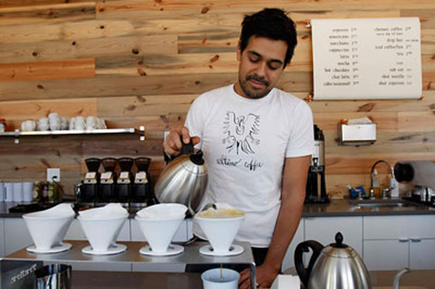 Coffee competition perking up in several Philadelphia neighborhoods